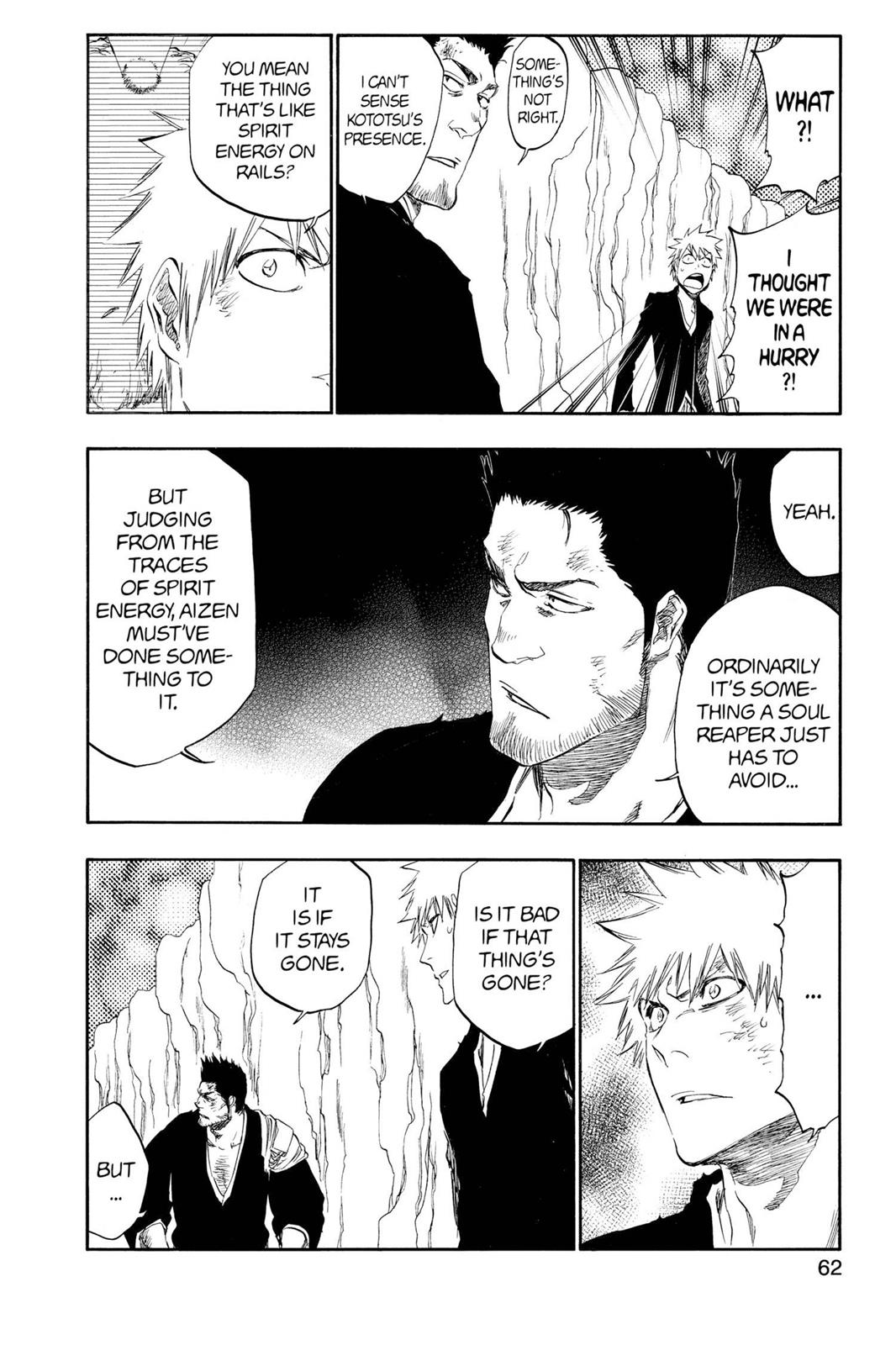 Bleach, Chapter 407 image 016