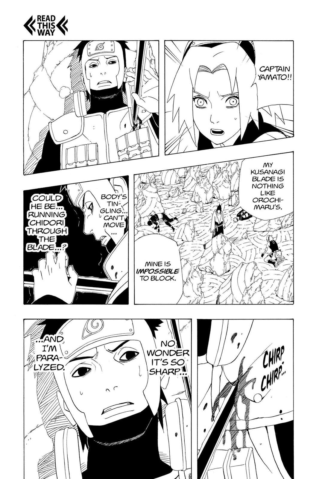 Naruto, Chapter 308 image 009