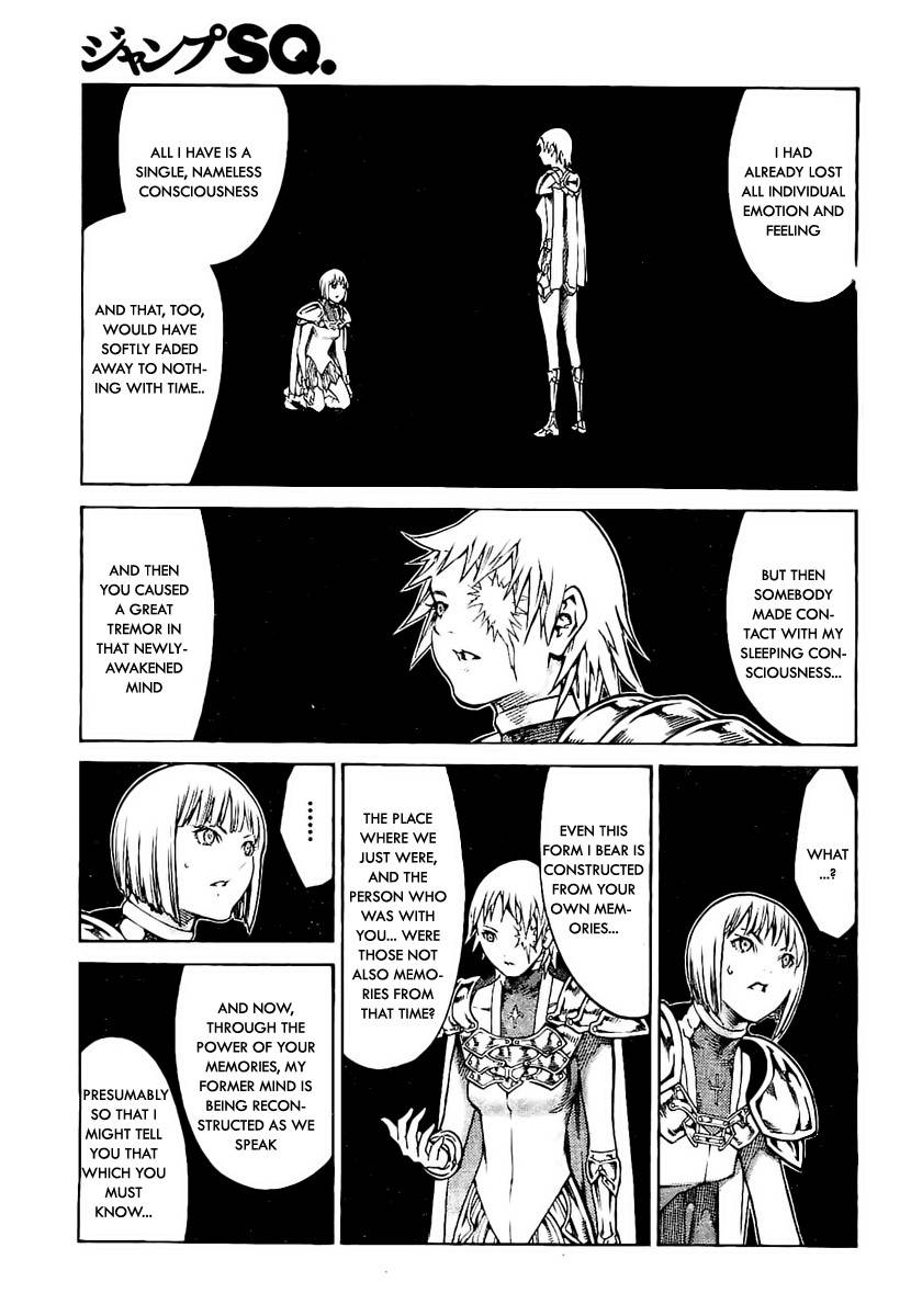 Claymore, Chapter 92 image 013