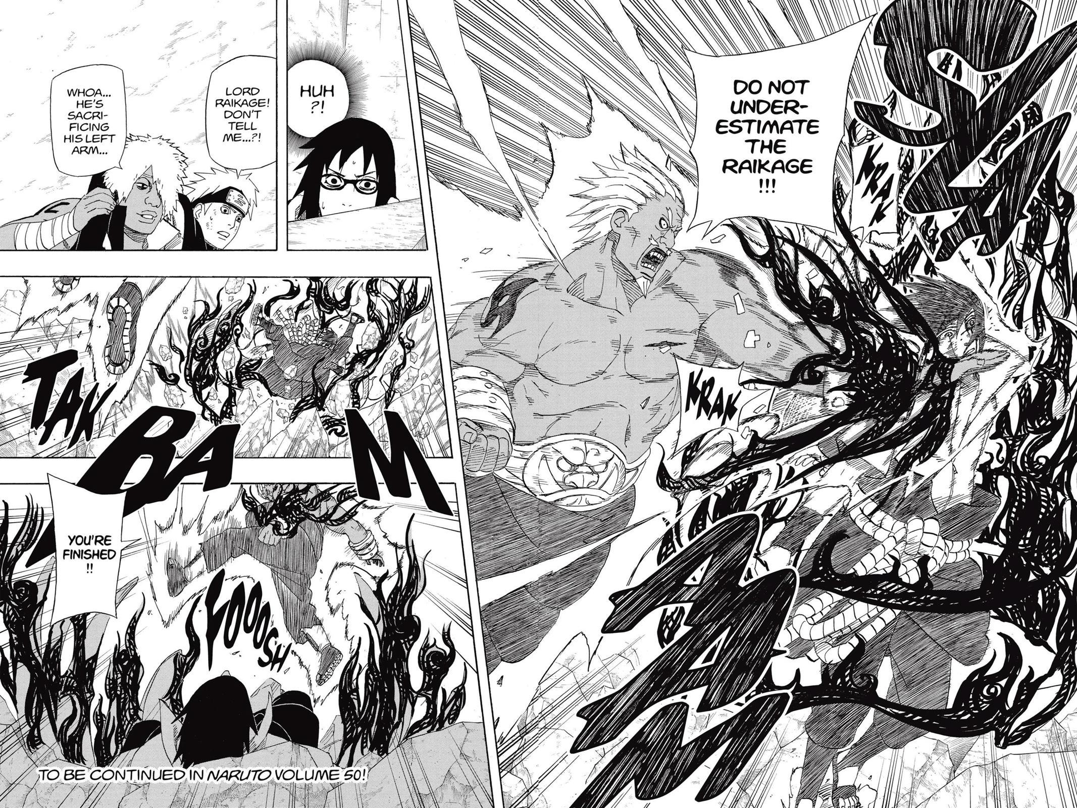 Naruto, Chapter 463 image 015