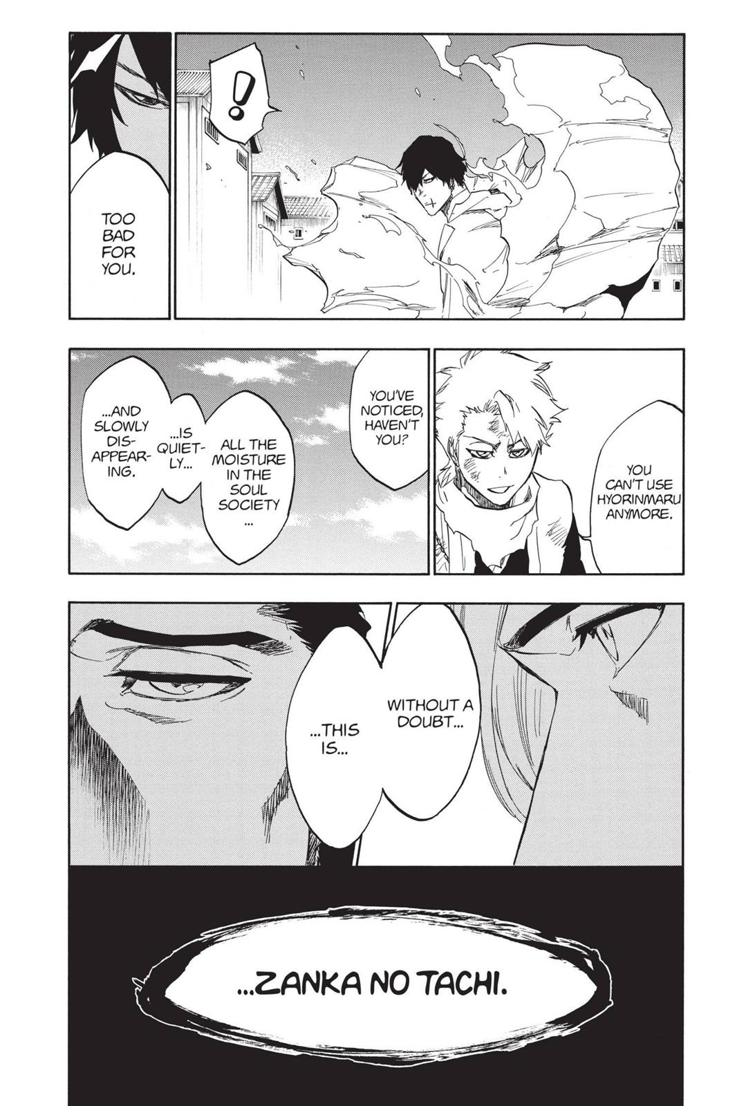 Bleach, Chapter 507 image 006