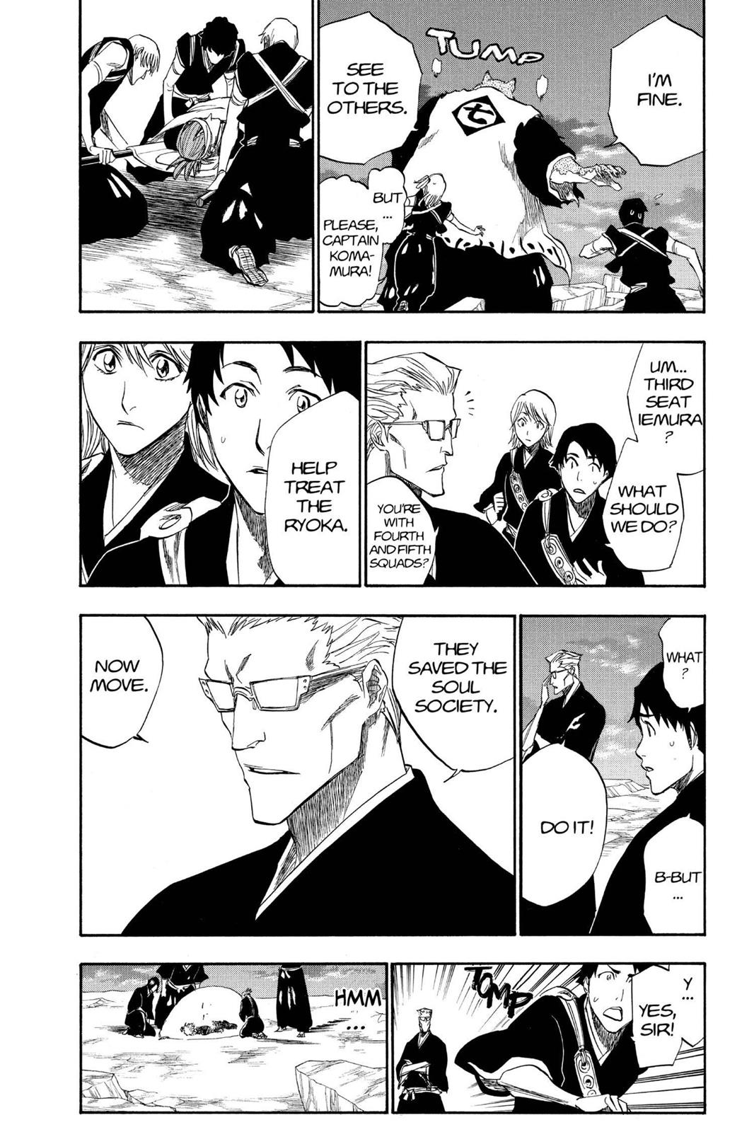 Bleach, Chapter 179 image 011