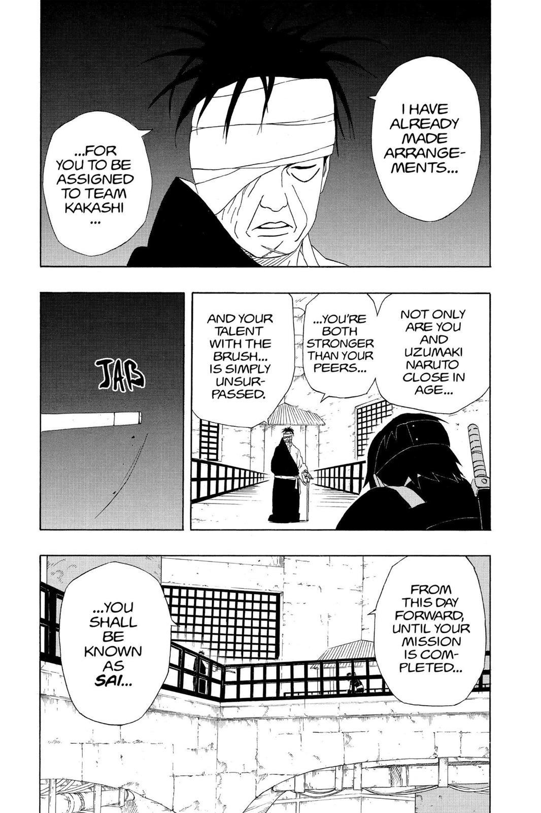 Naruto, Chapter 281 image 025
