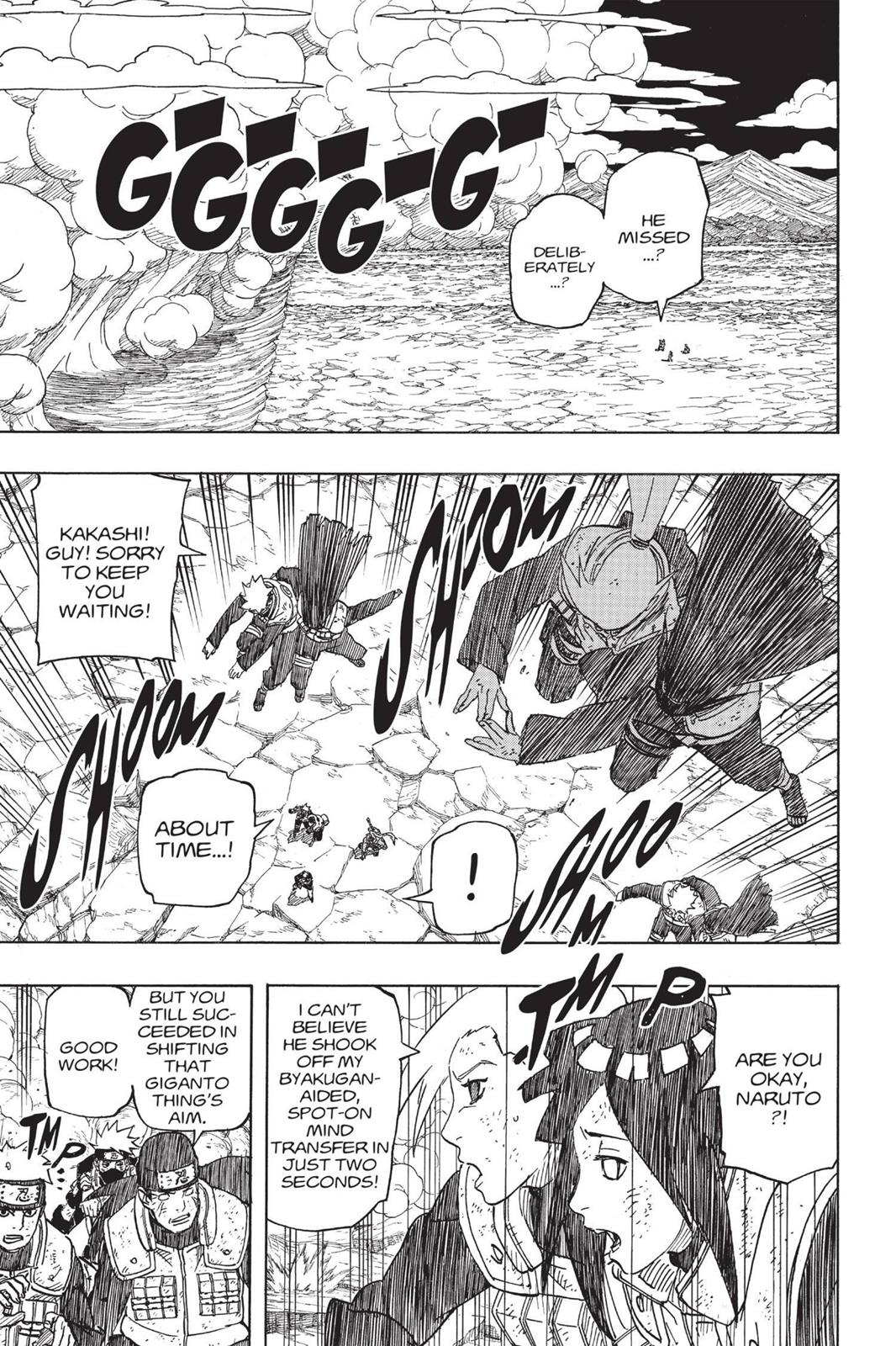 Naruto, Chapter 611 image 011