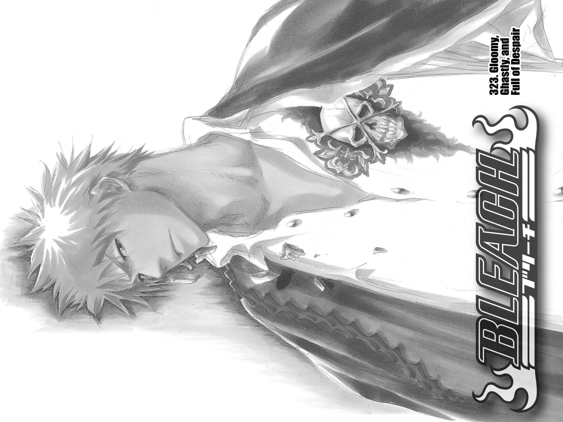 Bleach, Chapter 323 image 008
