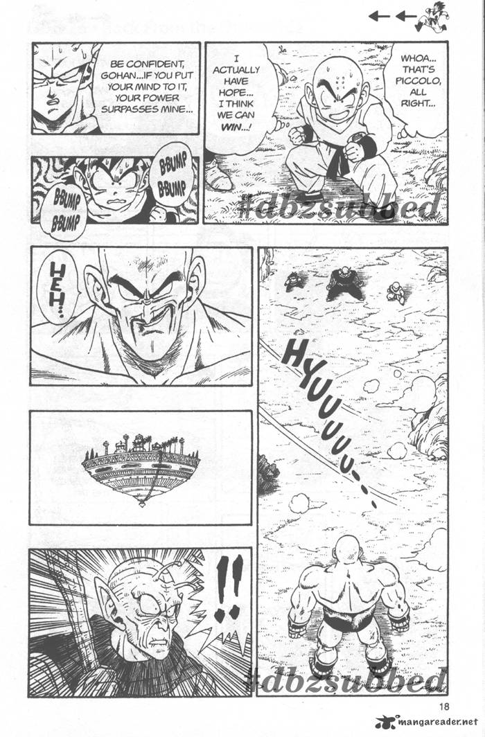 Dragon Ball, Chapter 220 image 003