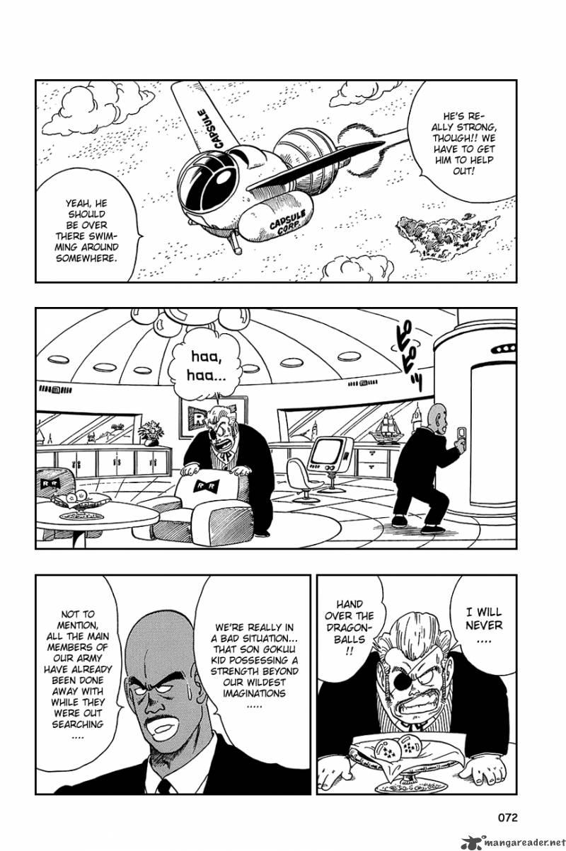 Dragon Ball, Chapter 94 image 013