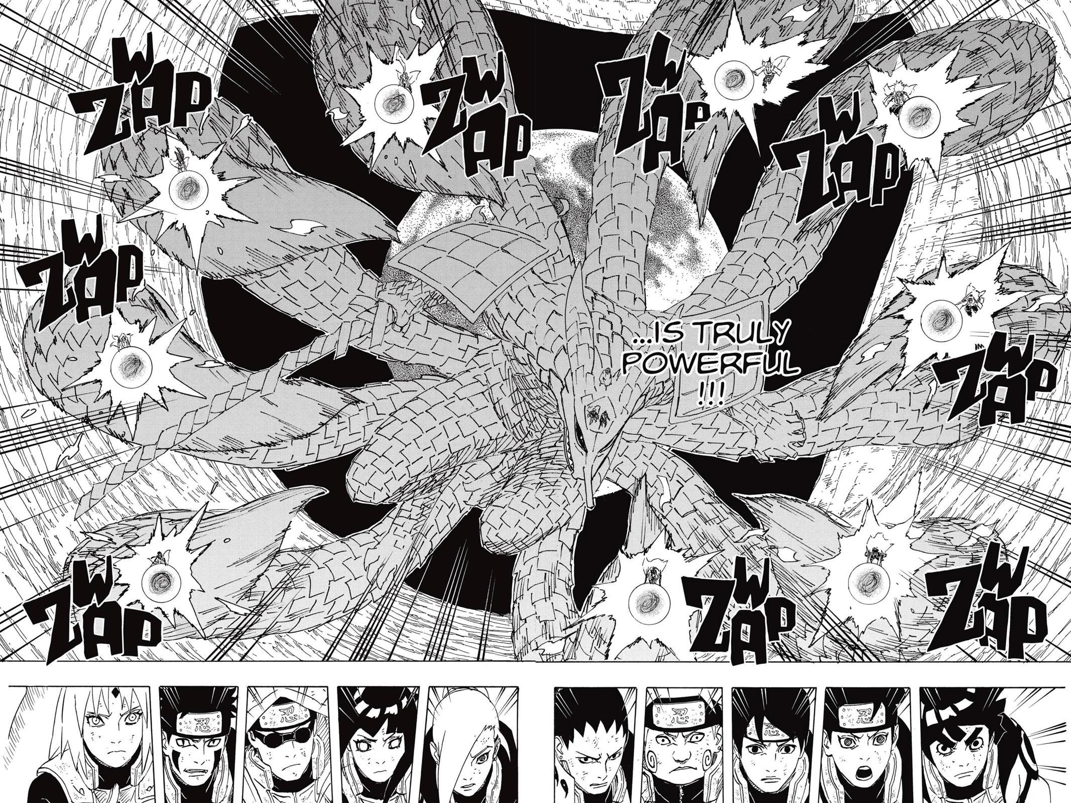 Naruto, Chapter 651 image 009