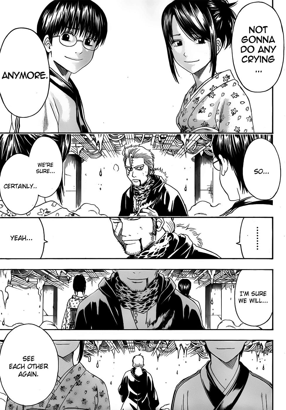 Gintama Chapter, 409 image 013