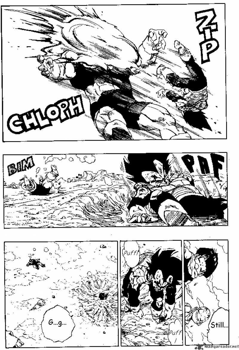 Dragon Ball, Chapter 276 image 011