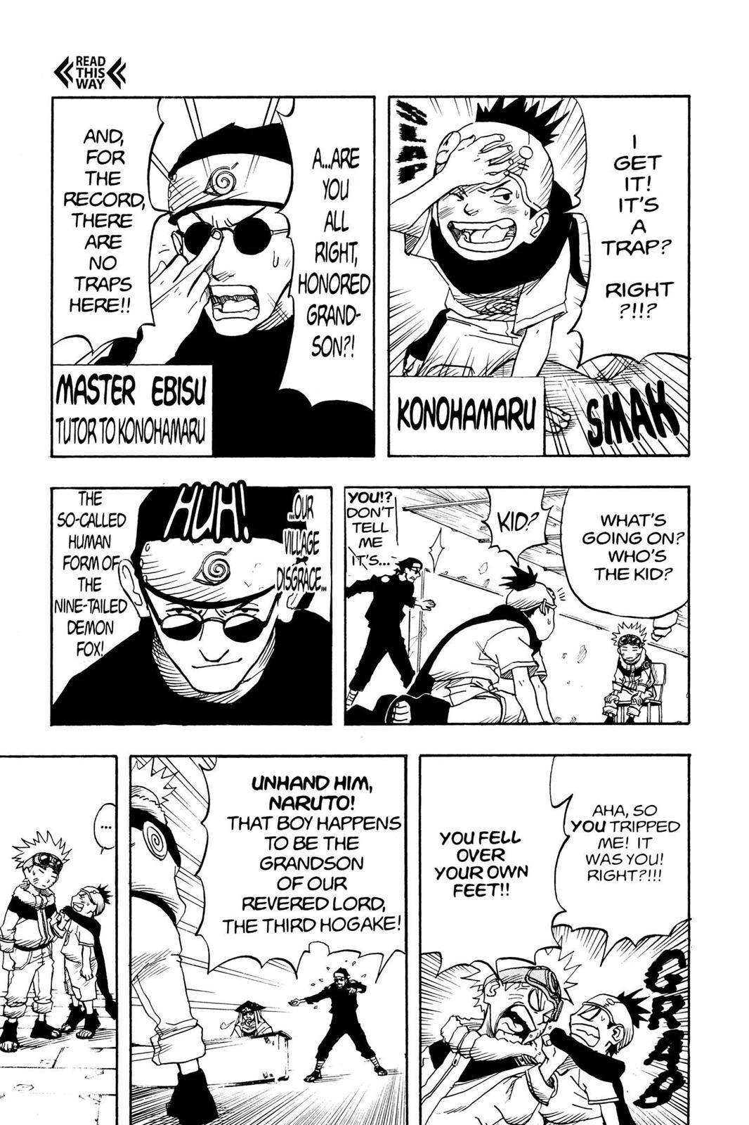 Naruto, Chapter 2 image 005