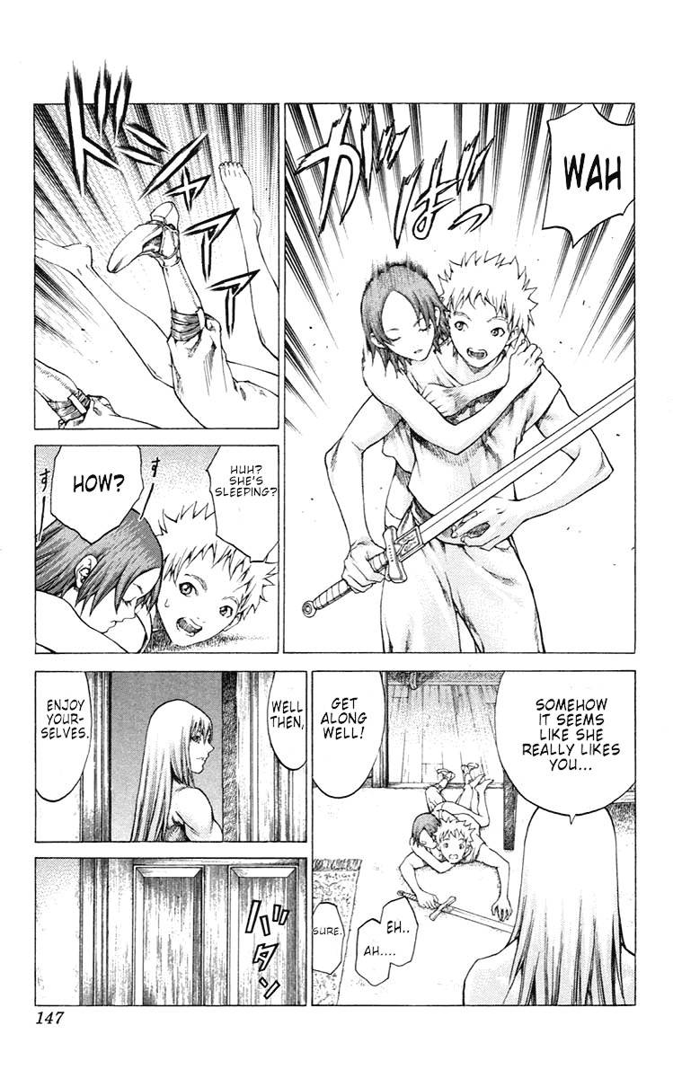 Claymore, Chapter 56 image 012