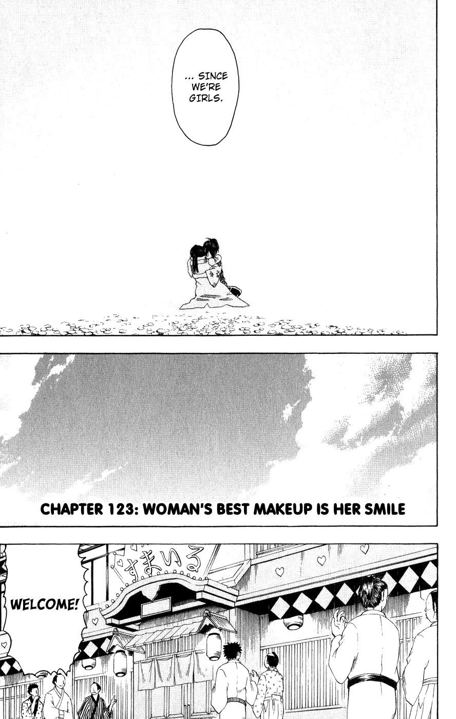 Gintama Chapter, 123 image 006