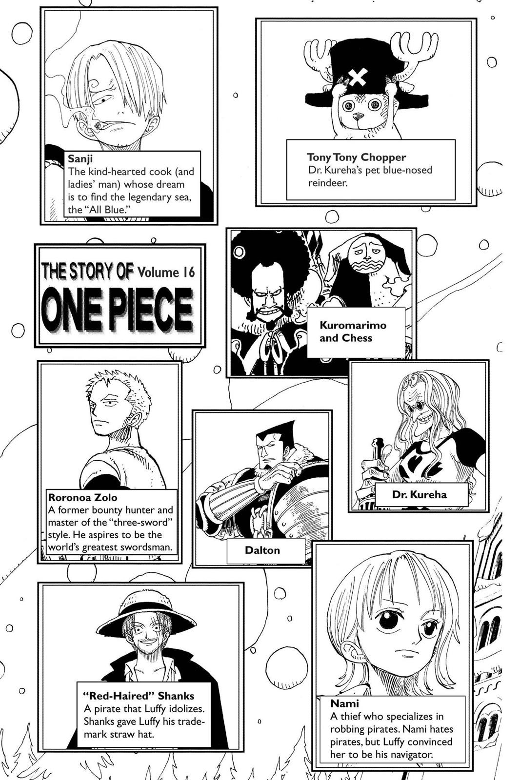 One Piece, Chapter 137 image 006