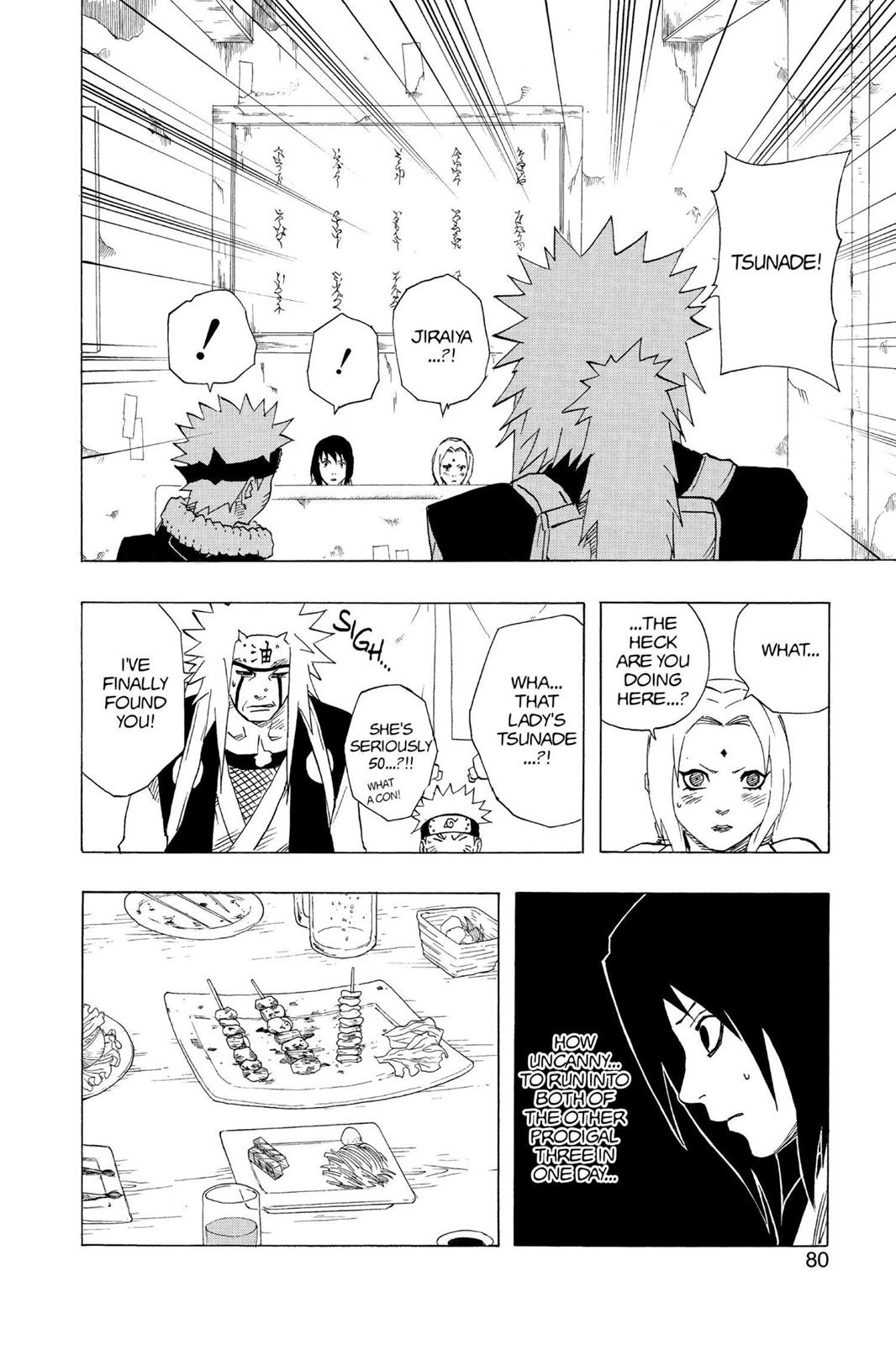 Naruto, Chapter 157 image 014