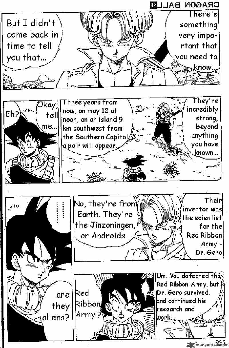 Dragon Ball, Chapter 335 image 002