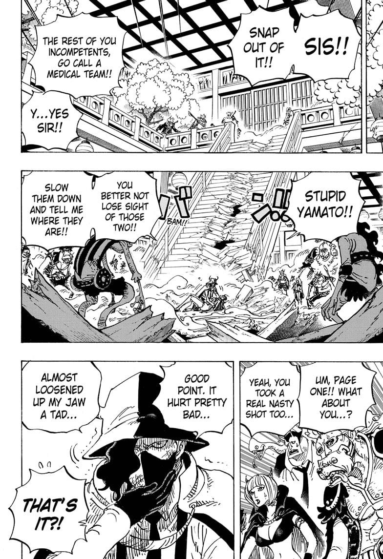 One Piece, Chapter 984 image 002
