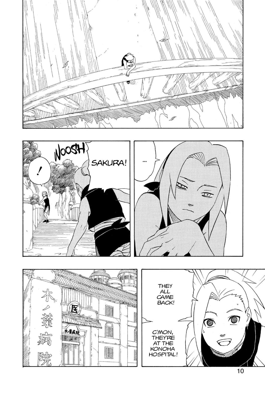 Naruto, Chapter 236 image 011