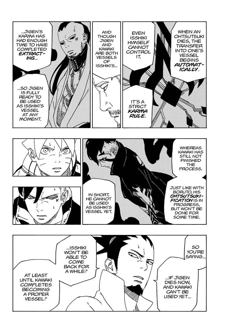Boruto Manga, Chapter 47 image 016