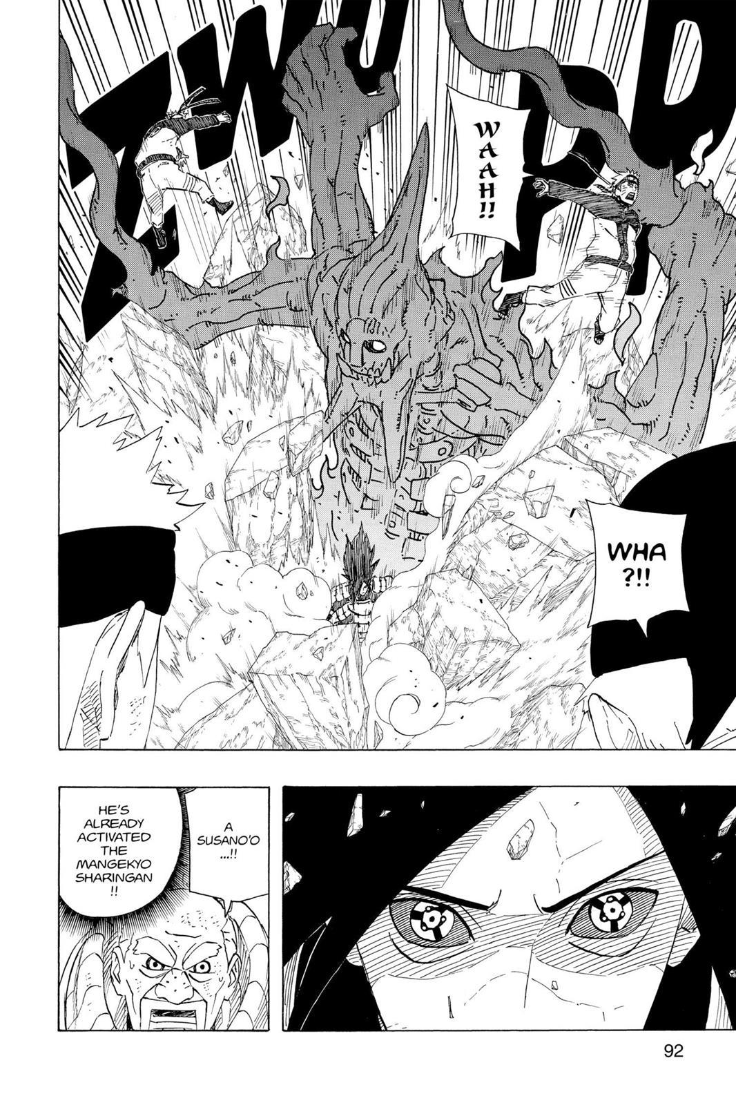 Naruto, Chapter 560 image 010