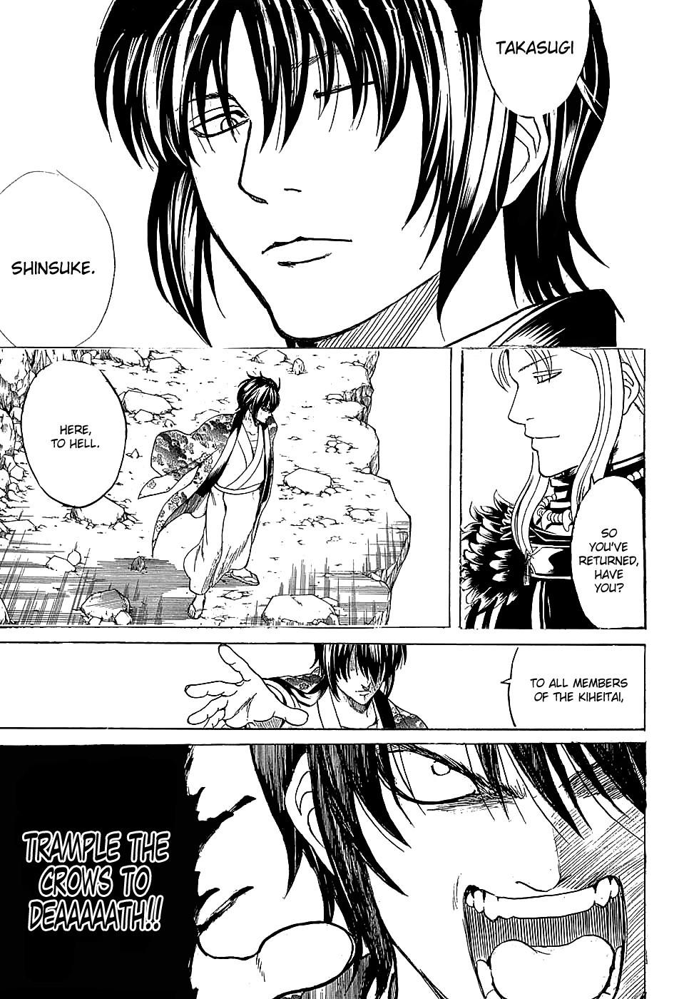 Gintama Chapter, 574 image 005