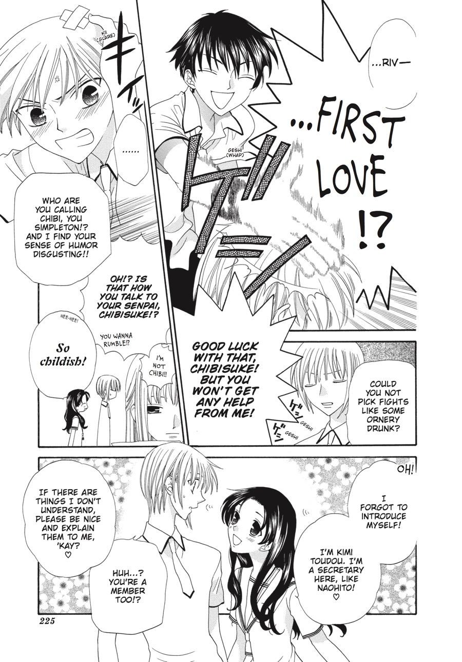 Fruits Basket, Chapter 66 image 025