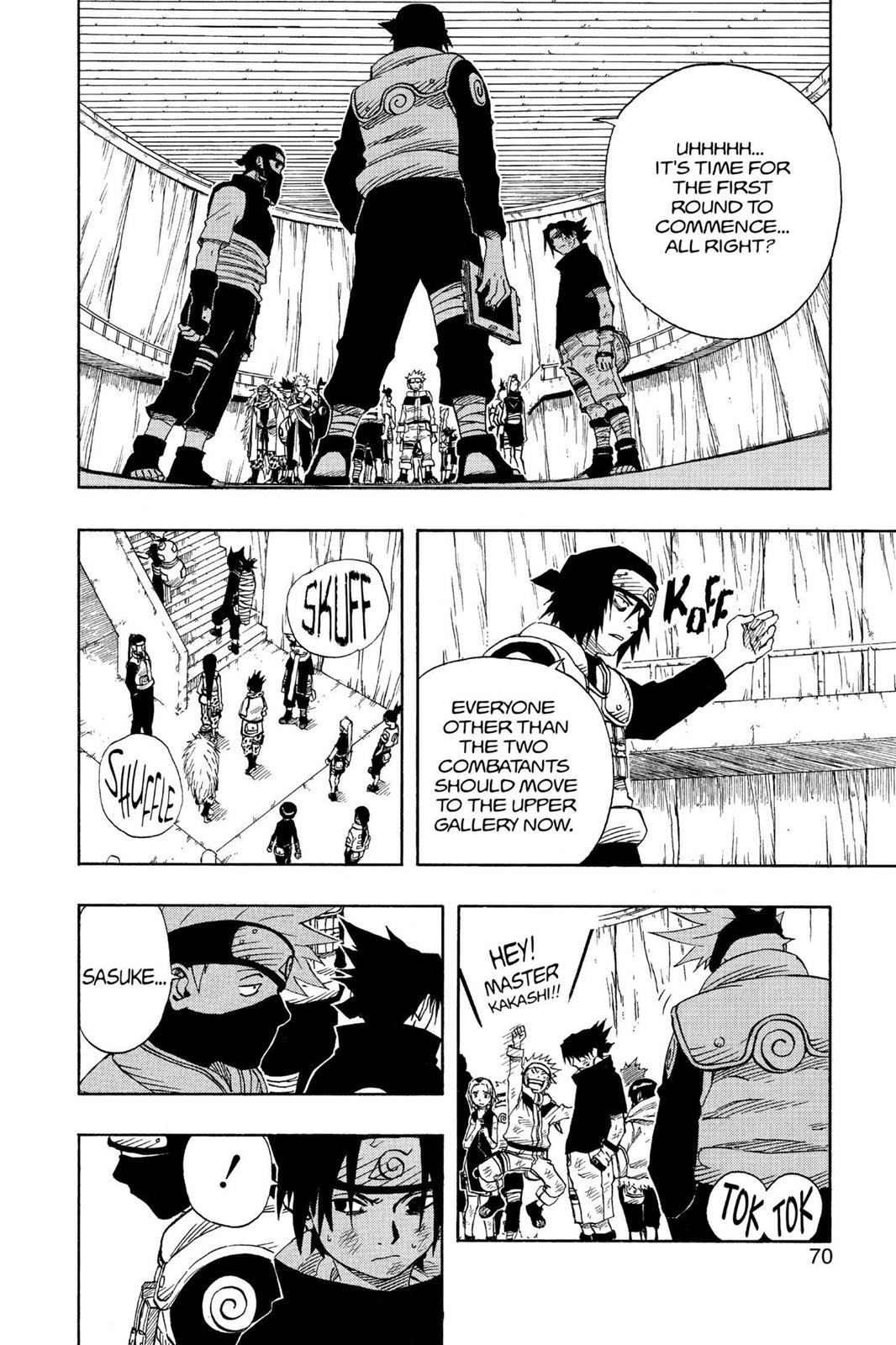 Naruto, Chapter 67 image 004
