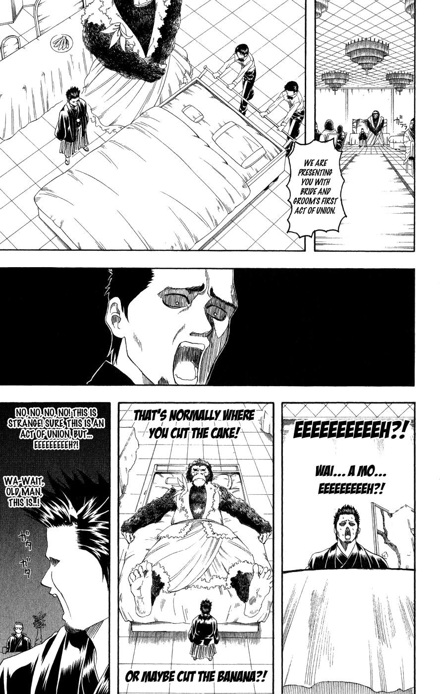 Gintama Chapter, 123 image 012