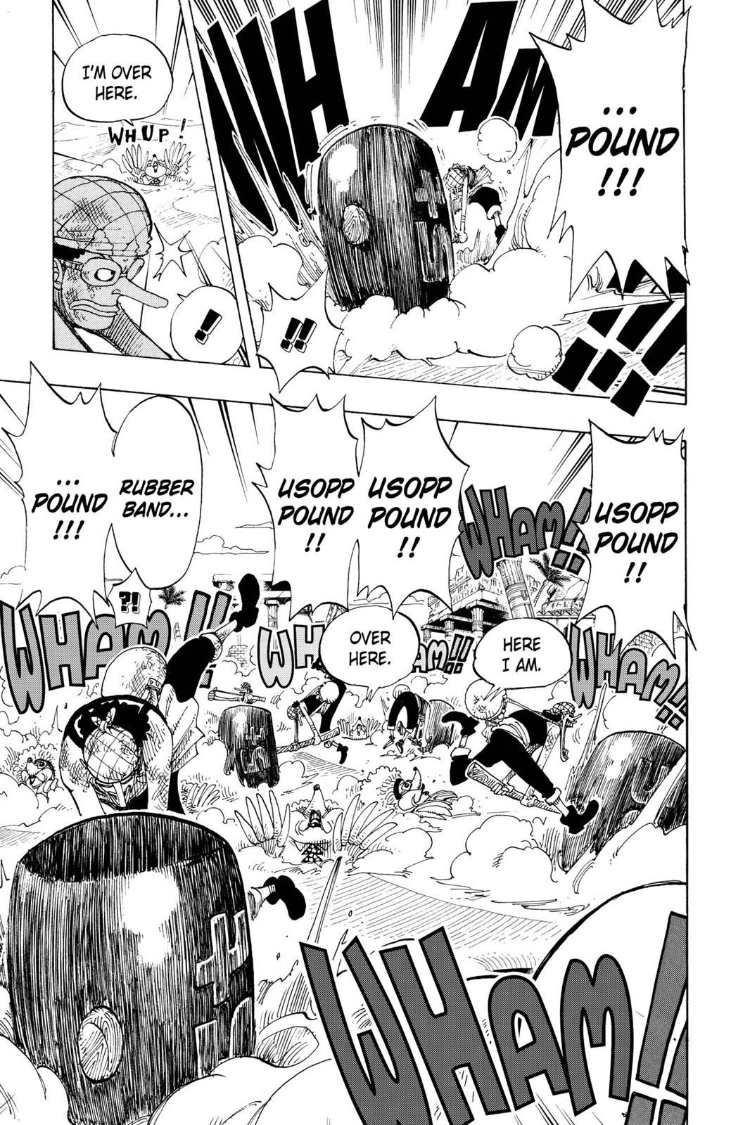 One Piece, Chapter 185 image 003