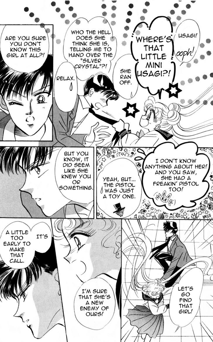 Sailor Moon, Cahpter 15 image 009