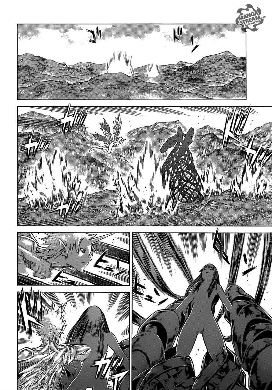 Claymore, Chapter 140 image 017