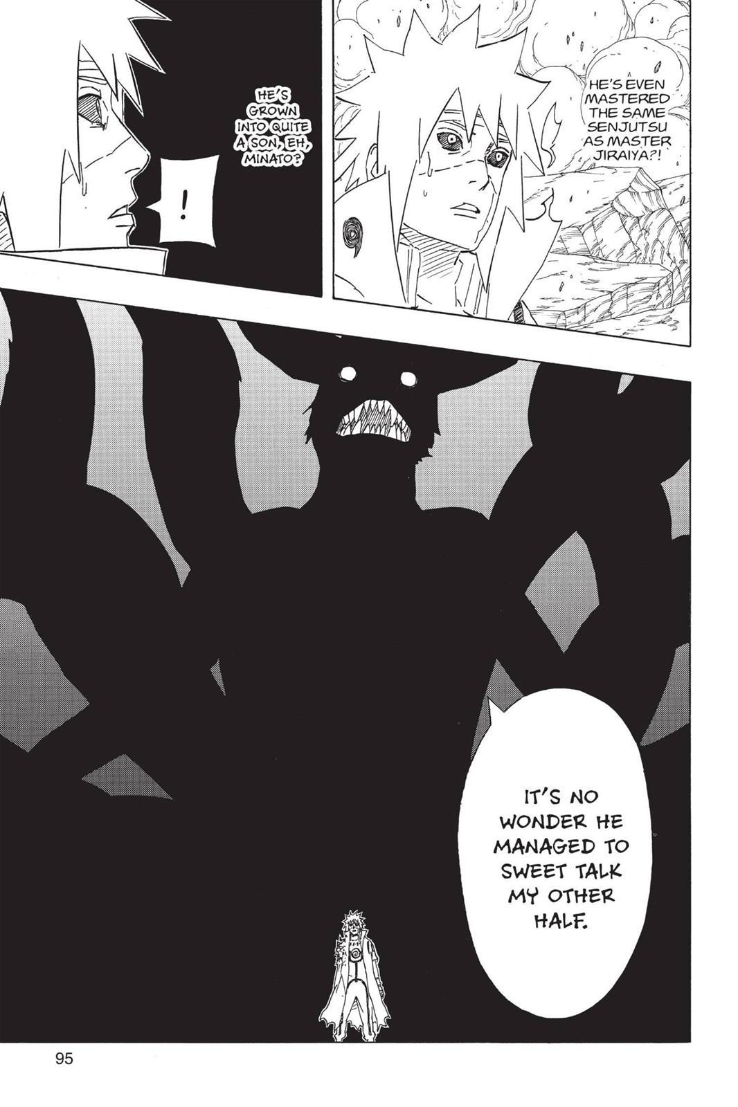 Naruto, Chapter 642 image 015