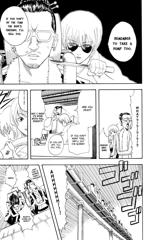 Gintama Chapter, 65 image 010