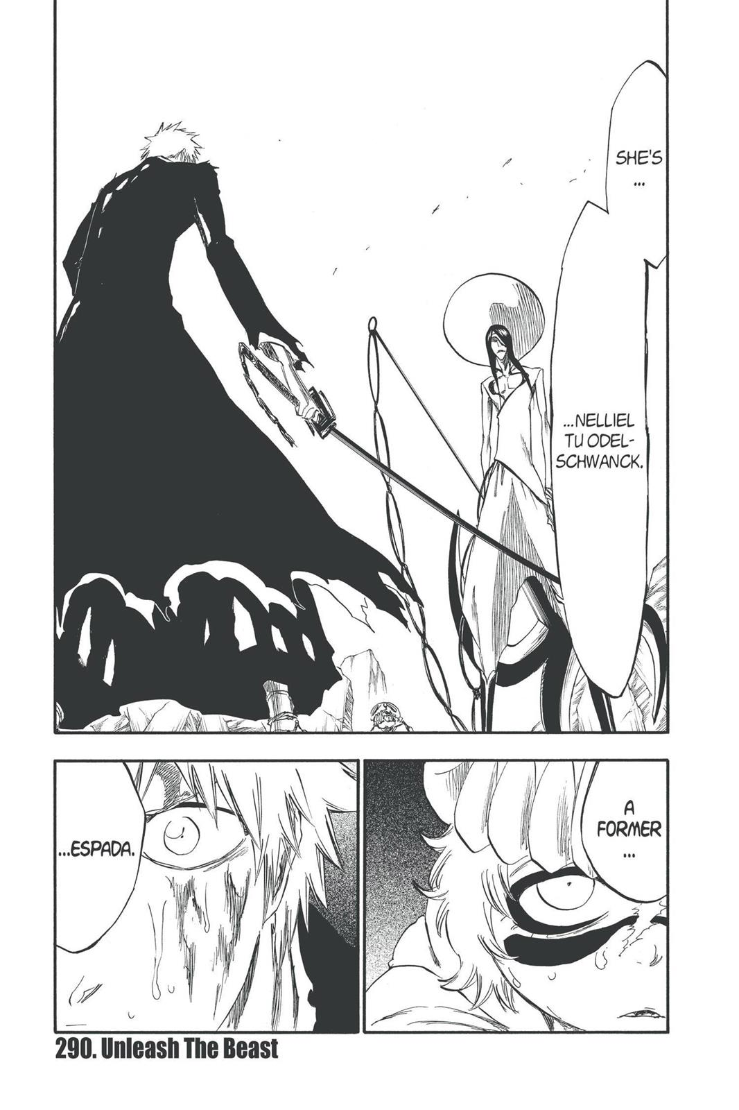 Bleach, Chapter 290 image 001