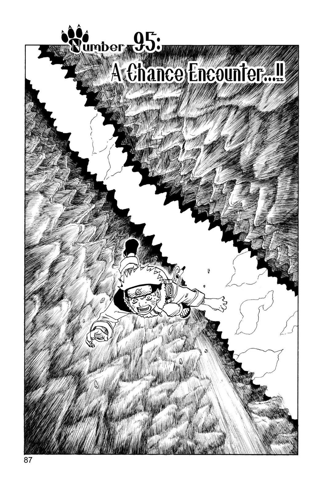 Naruto, Chapter 95 image 001