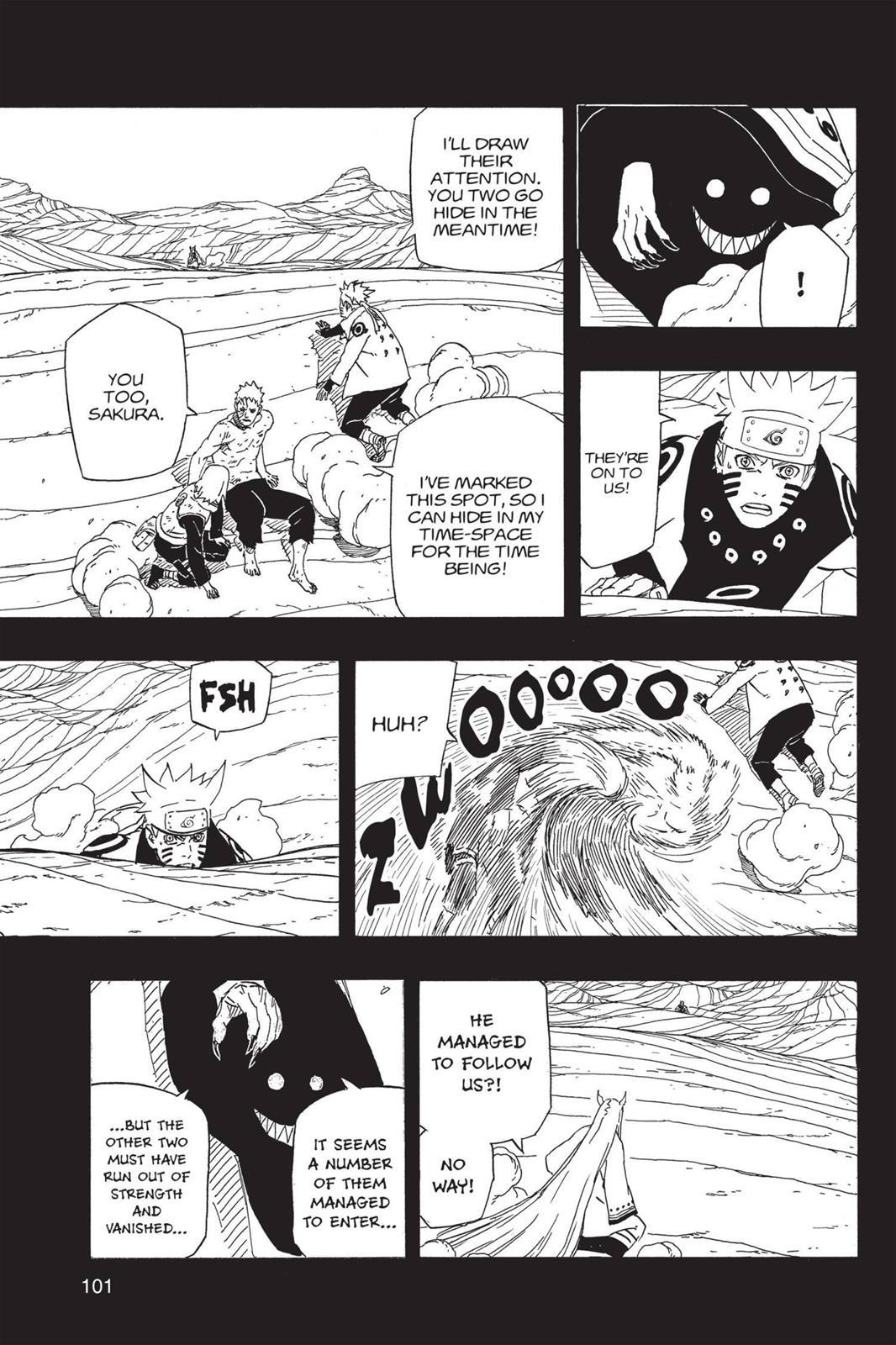 Naruto, Chapter 685 image 005