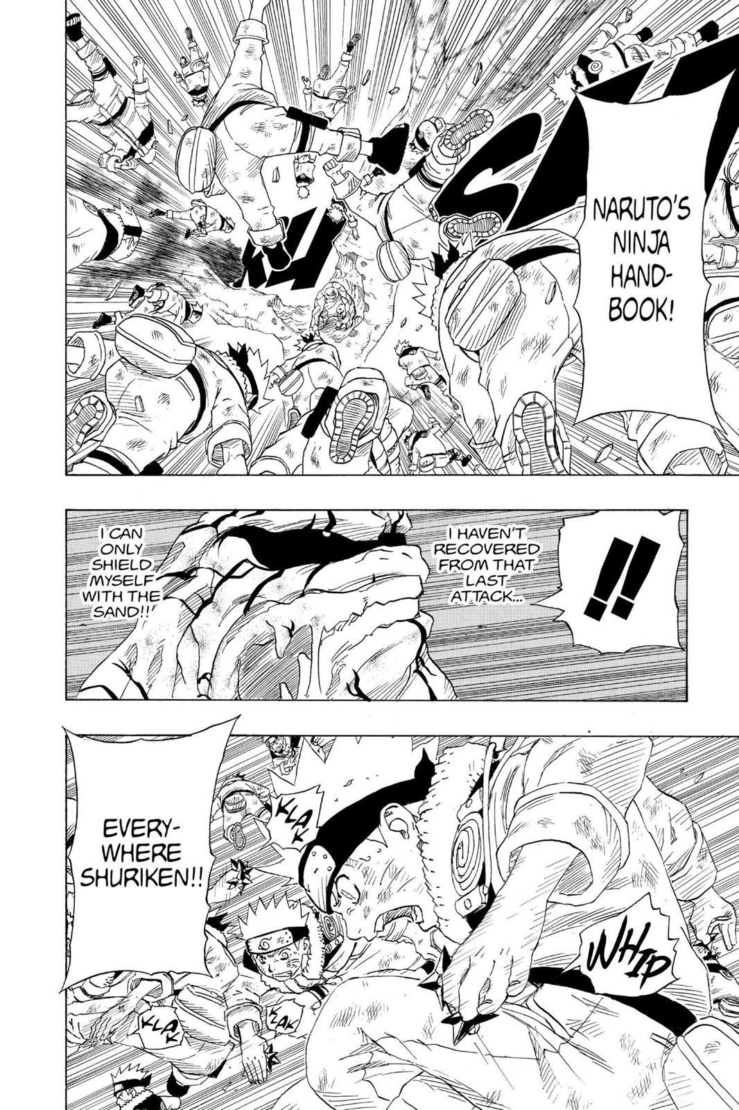 Naruto, Chapter 134 image 004