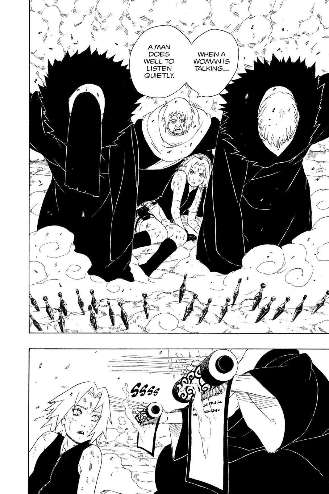 Naruto, Chapter 267 image 017