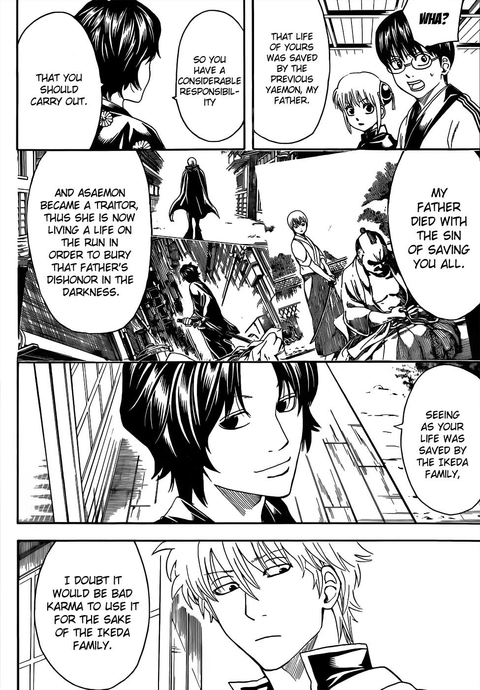 Gintama Chapter, 465 image 002