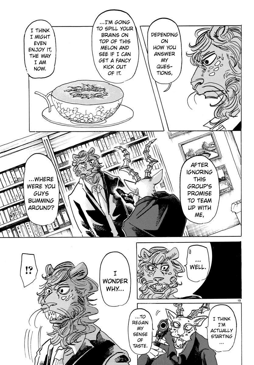 Beastars Manga, Chapter 149 image 018