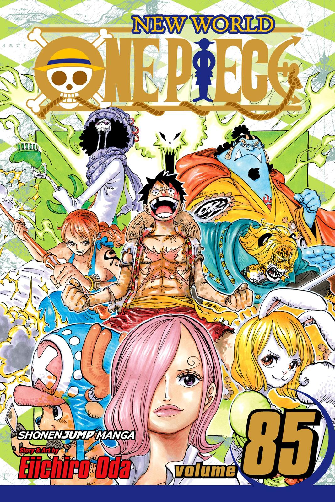 One Piece, Chapter 849 image 001