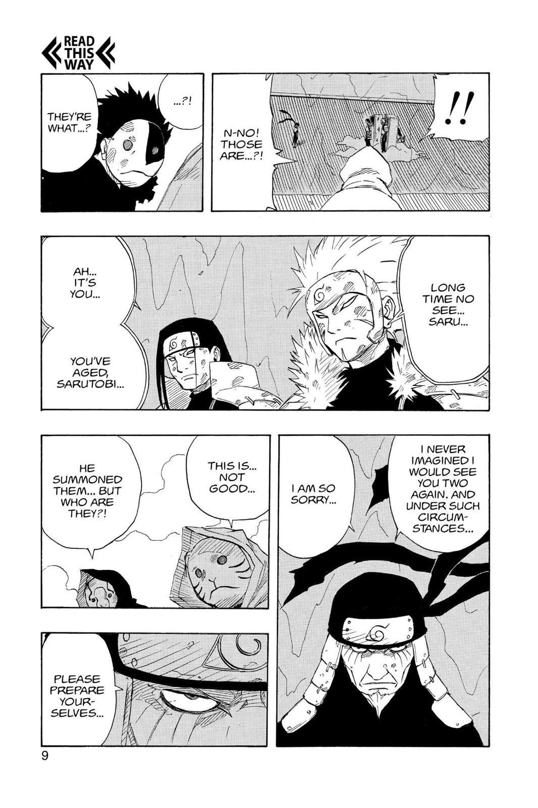 Naruto, Chapter 118 image 010
