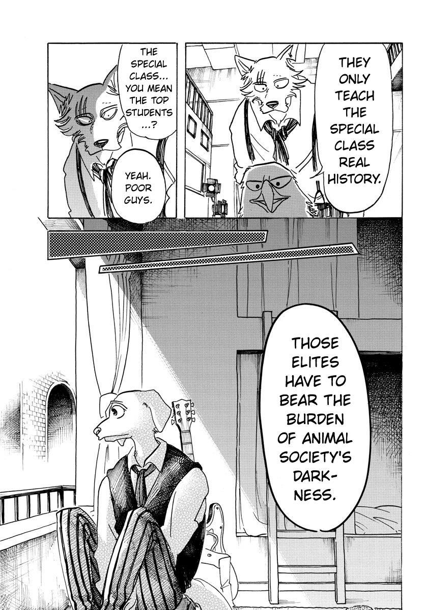 Beastars Manga, Chapter 152 image 018
