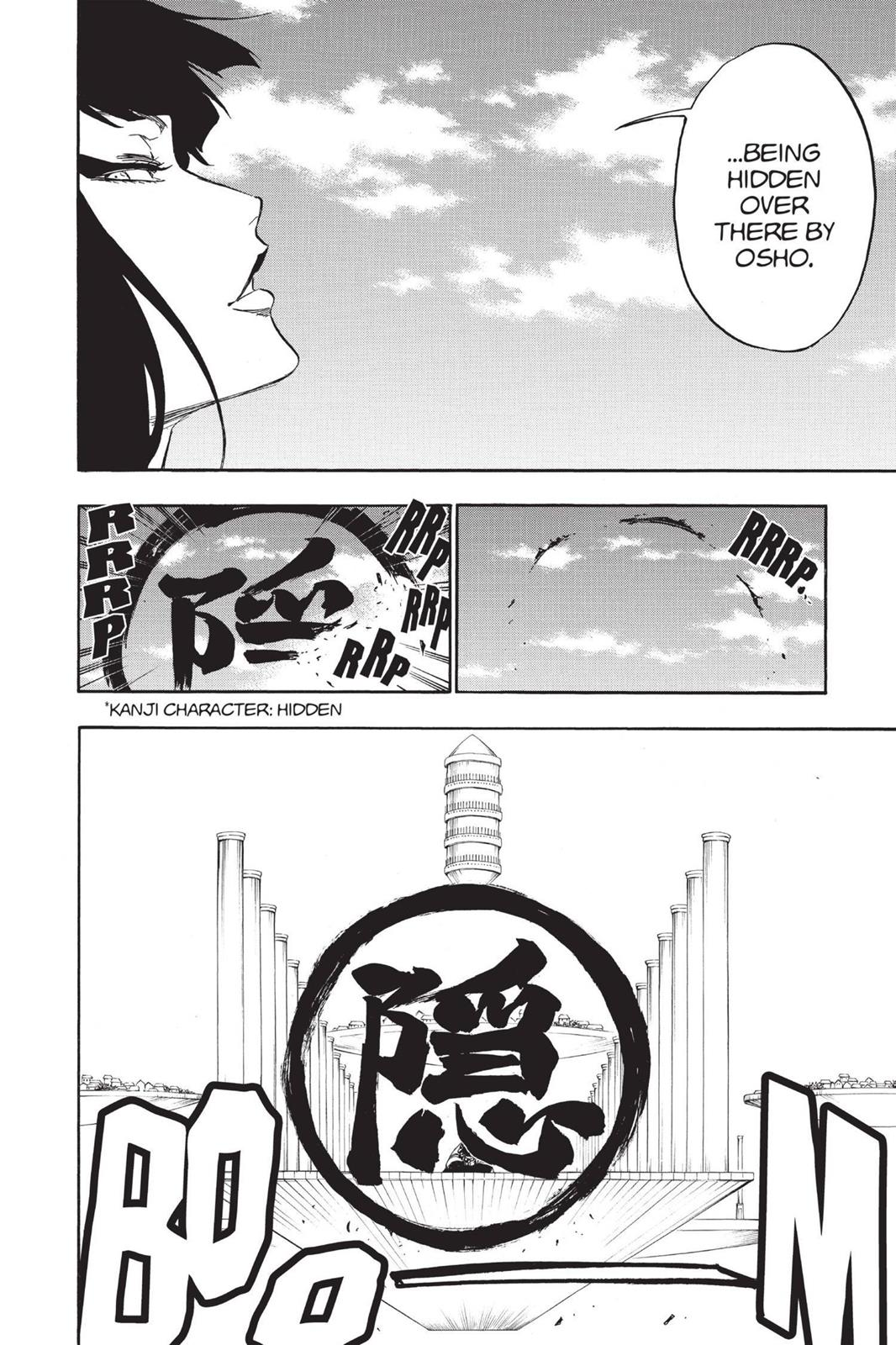 Bleach, Chapter 600 image 009