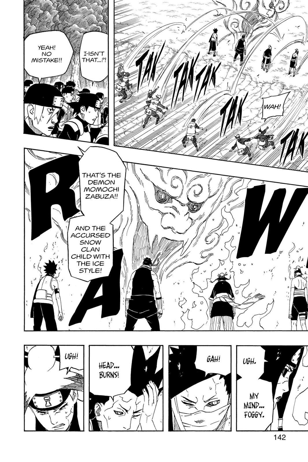 Naruto, Chapter 522 image 002
