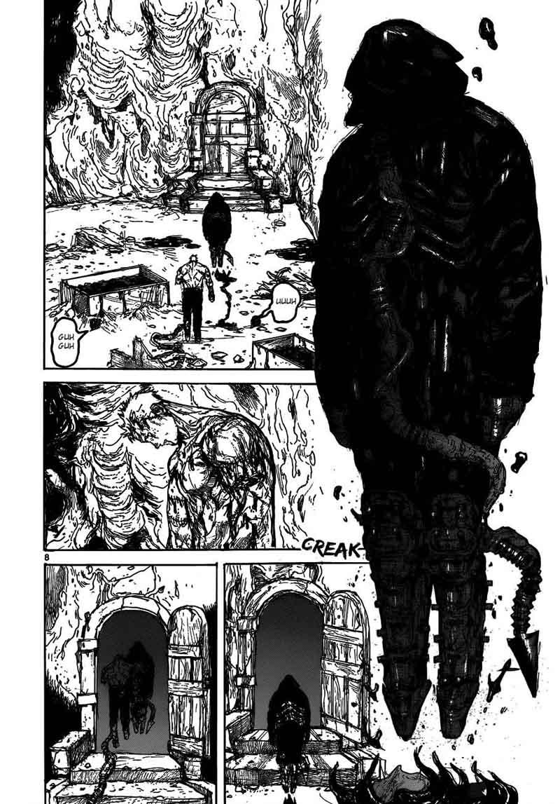 Dorohedoro, Chapter 122 image 009