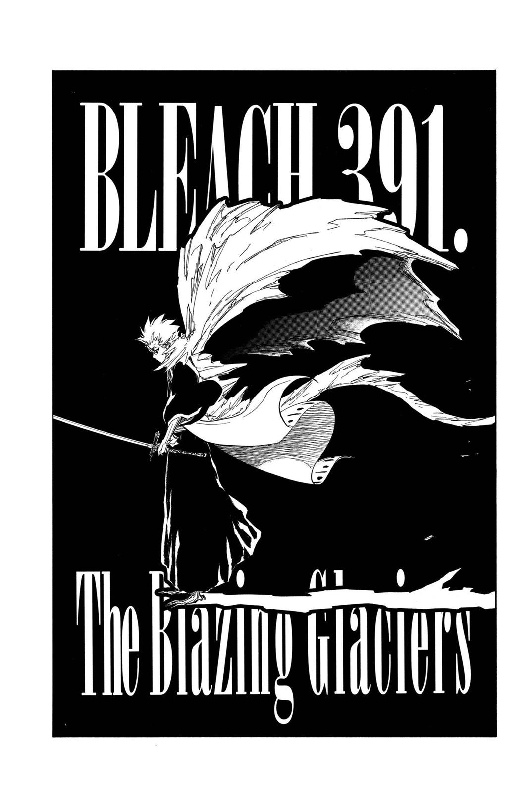 Bleach, Chapter 391 image 004