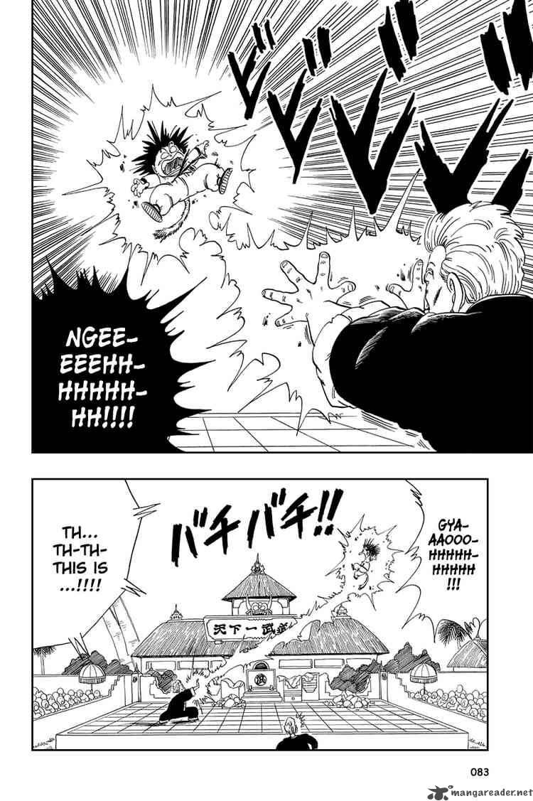 Dragon Ball, Chapter 50 image 009