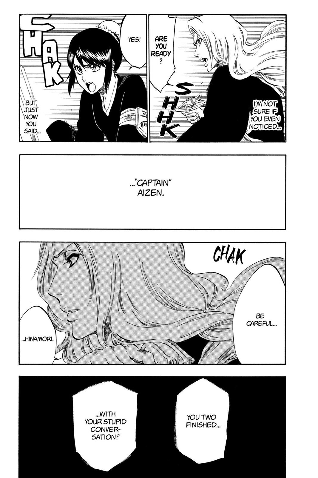 Bleach, Chapter 334 image 011