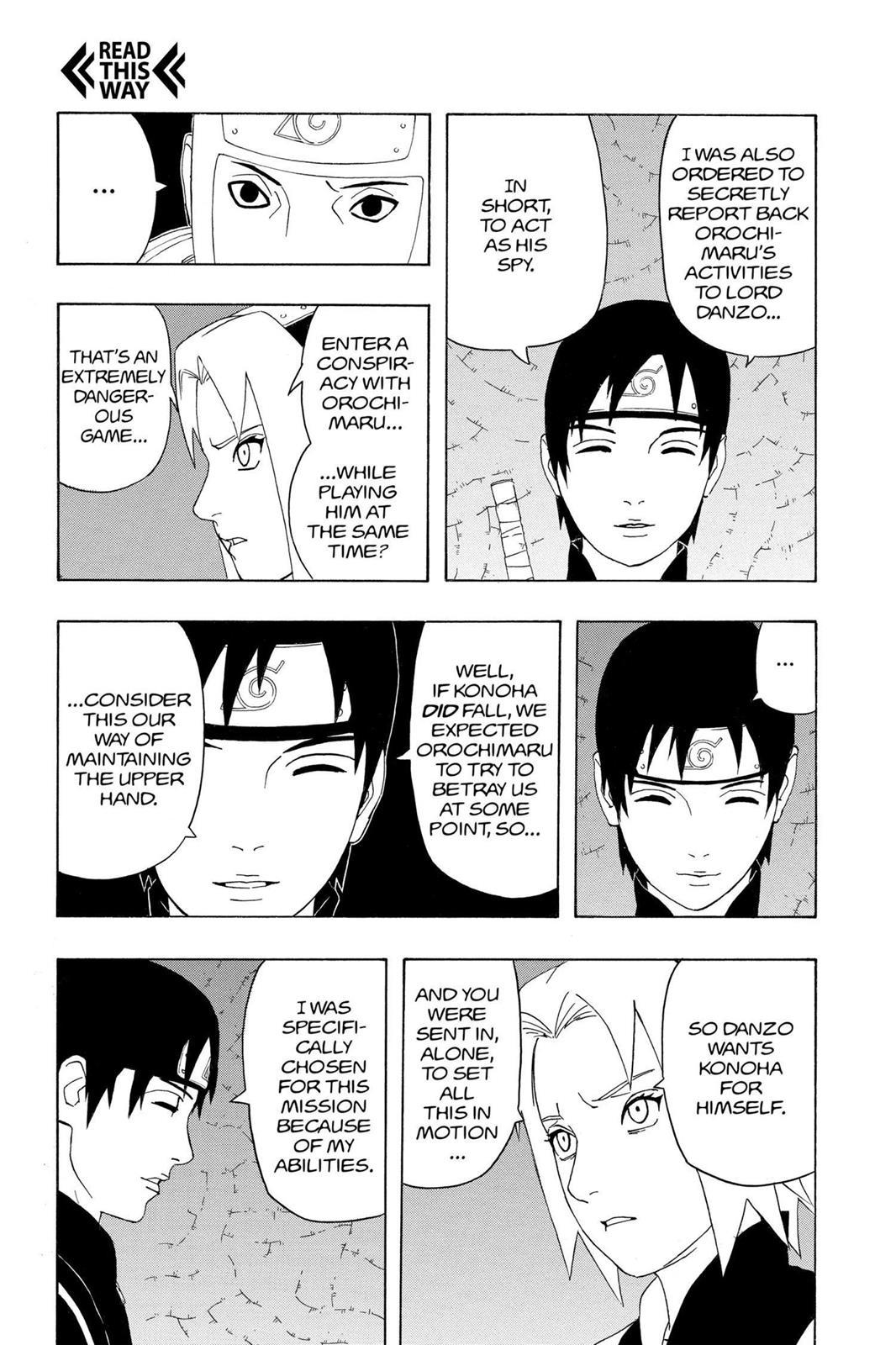 Naruto, Chapter 303 image 003